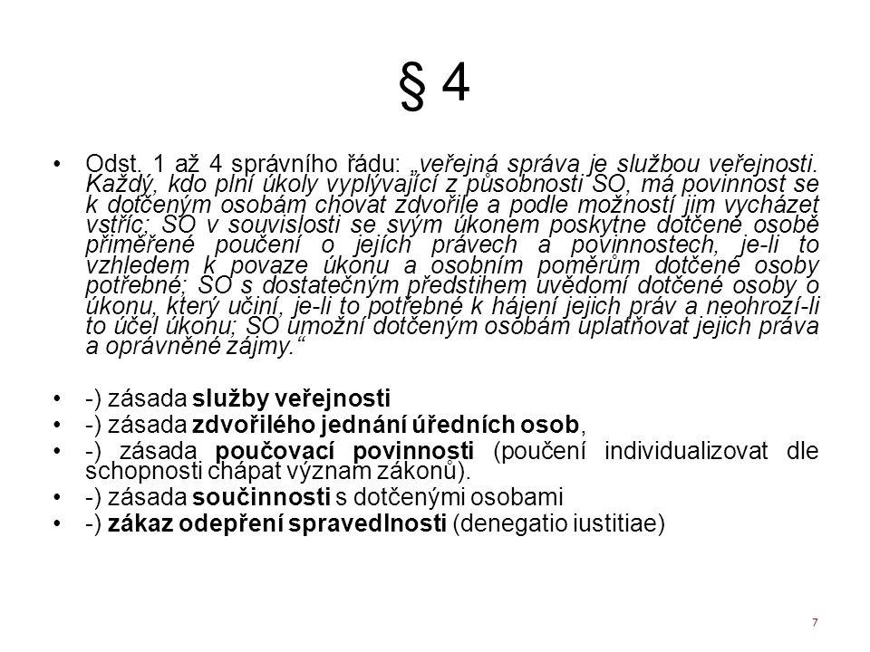 18 2.Adresáti 4 skupiny 1) FO (občané, podnikající fyzické osoby, atp.) 2) PO (obchodní společnosti, družstva, atp.