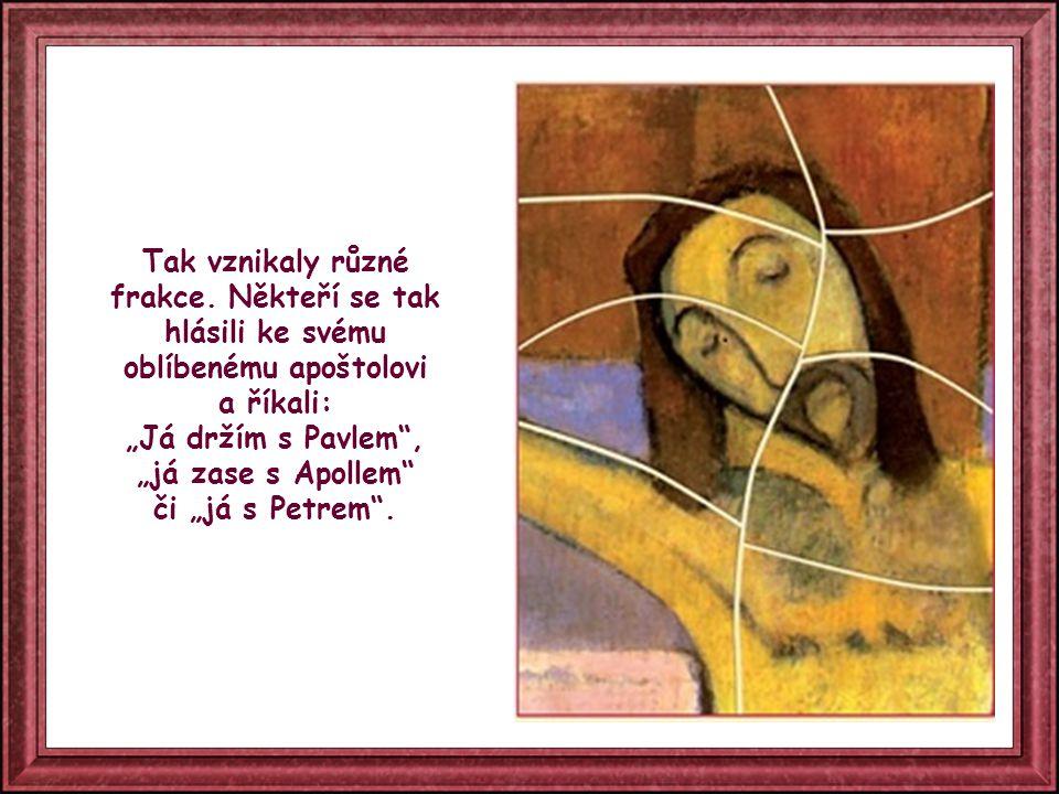 Jedním z prvních plodů je zrození Ježíše v nás a mezi námi.