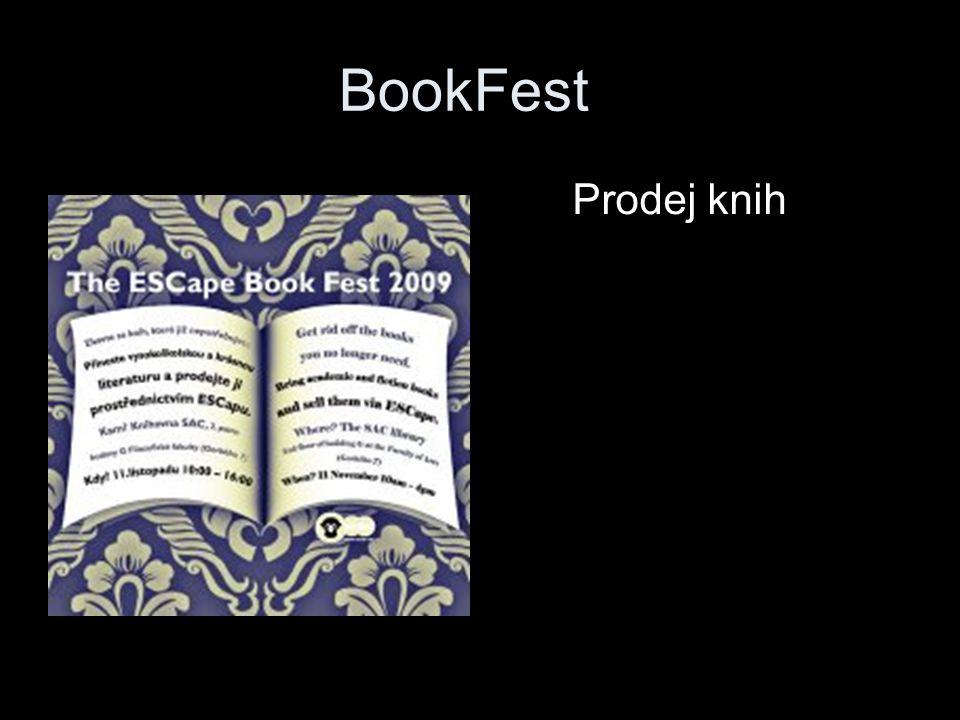 BookFest Prodej knih