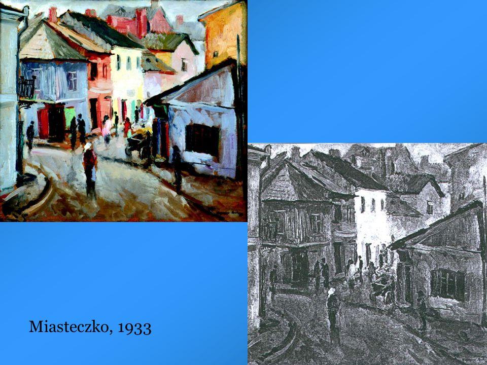 Miasteczko, 1933