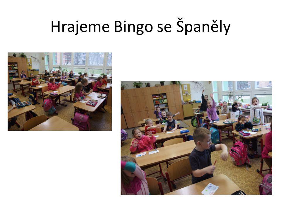 Hrajeme Bingo se Španěly