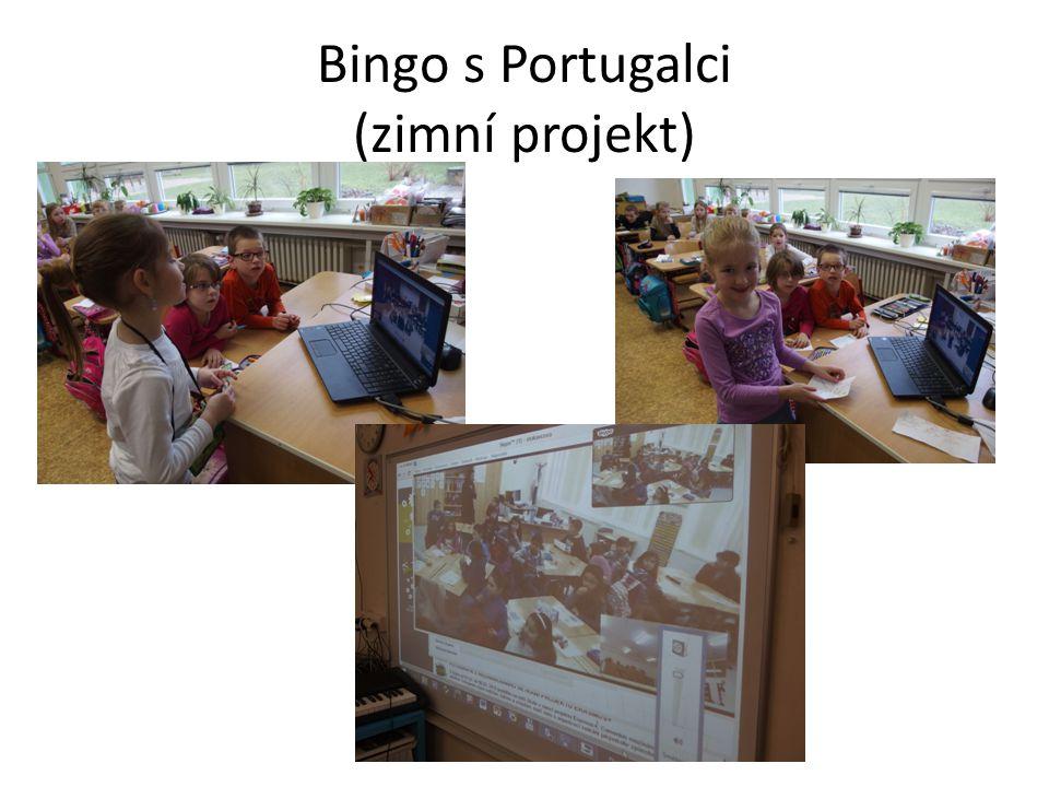 Bingo s Portugalci (zimní projekt)