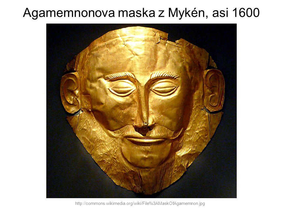 Rituální maska, Gabon, Afrika http://commons.wikimedia.org/wiki/File%3AFang_mask_Louvre_MH65-104-1.jpg