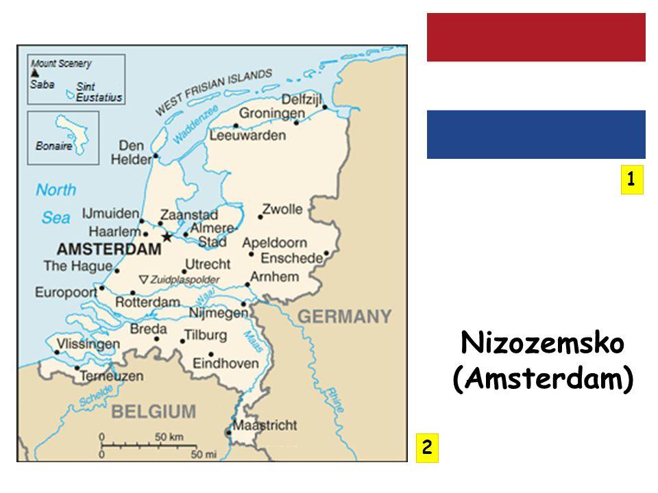Nizozemsko (Amsterdam) 1 2