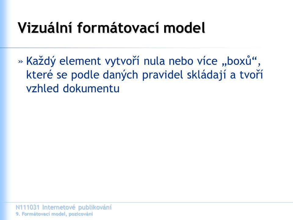 N111031 Internetové publikování 9.