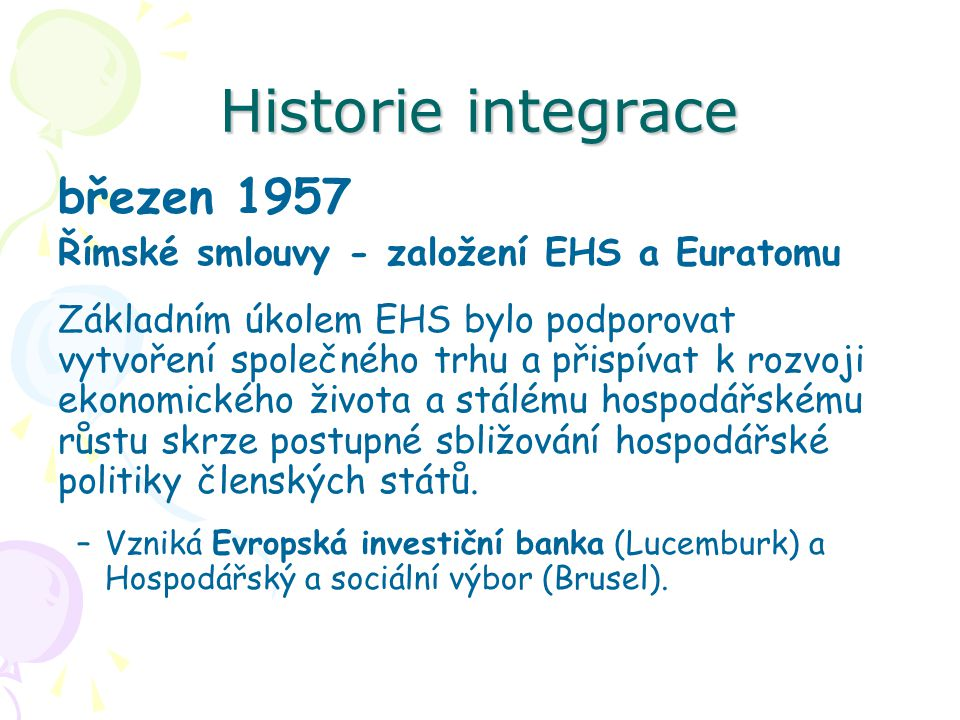 Historie integrace 14.