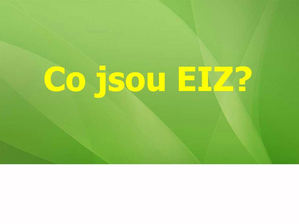 Co jsou EIZ?