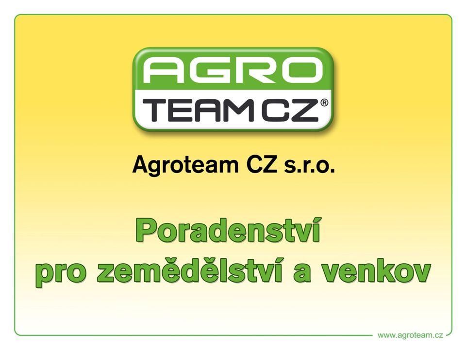 Nové požadavky pro zemědělské podniky v oblasti cross compliance Ing.