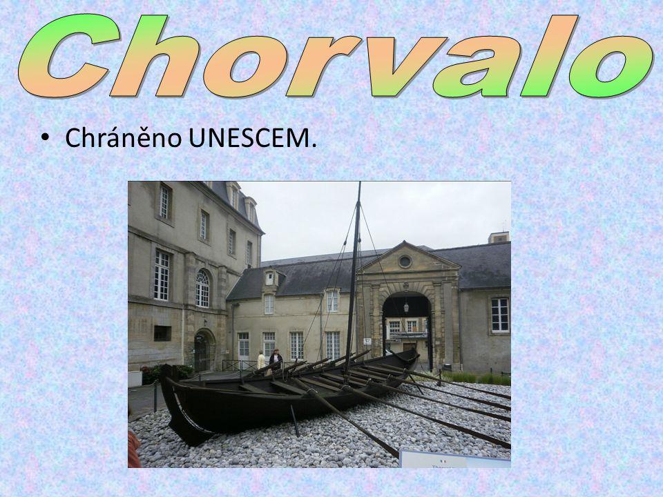 Chráněno UNESCEM.