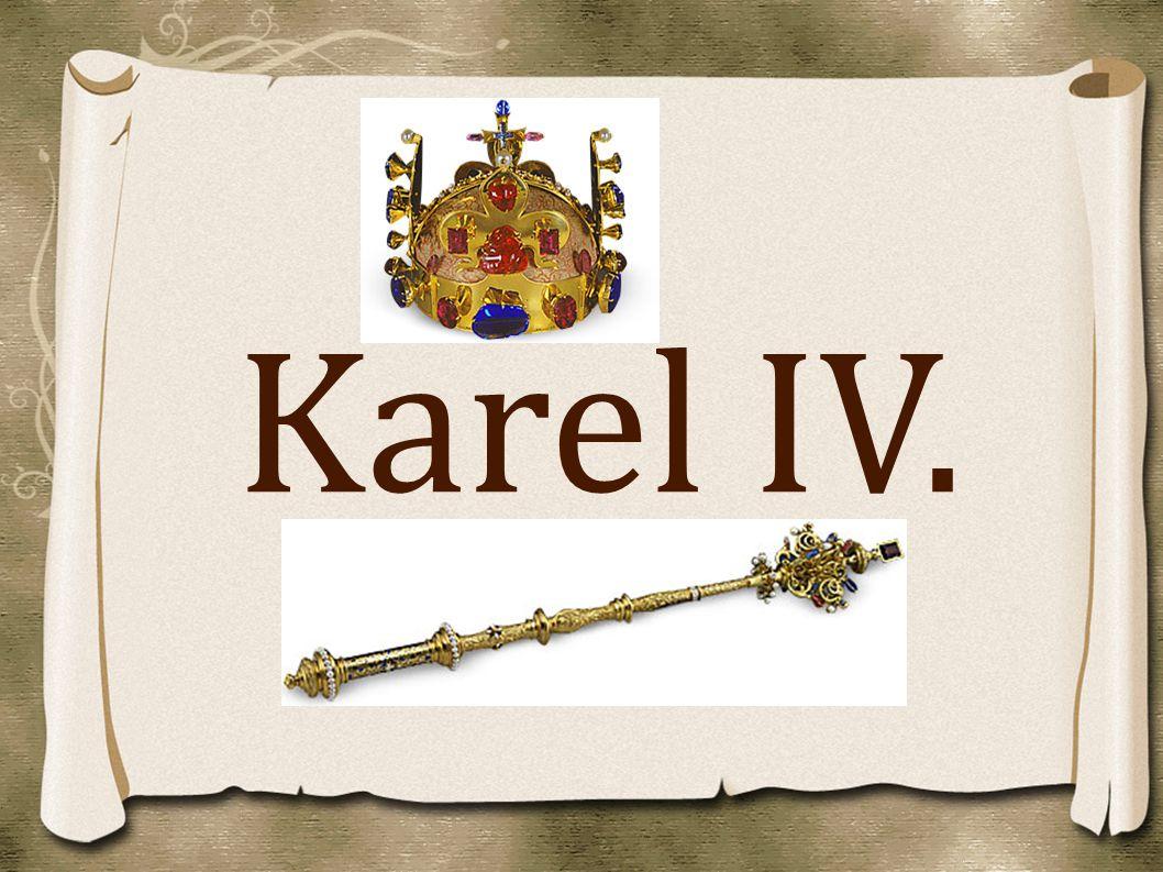 Klepnutím vložíte text Karel IV.