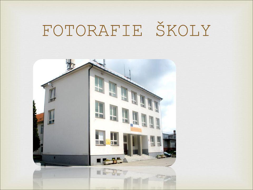 FOTORAFIE ŠKOLY