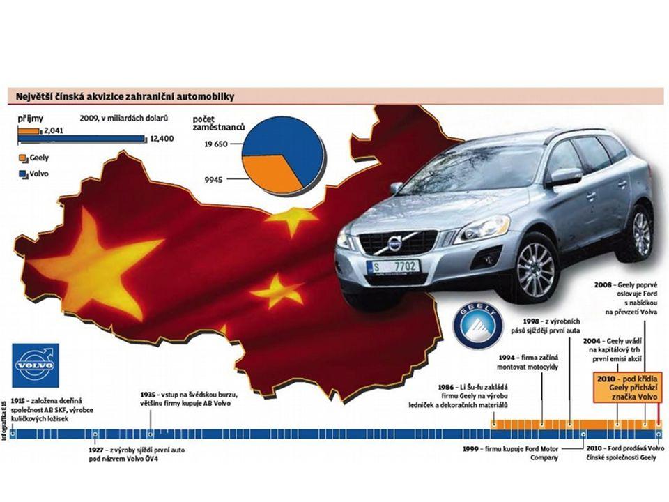 Do Česka míří nové čínské investice.