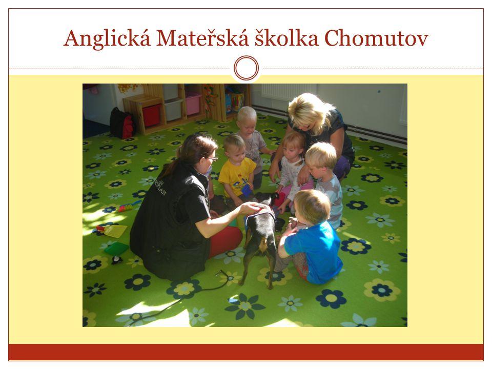 Anglická Mateřská školka Chomutov