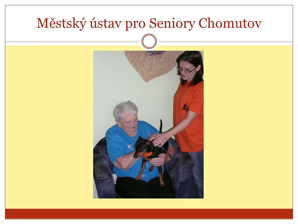 Městský ústav pro Seniory Chomutov