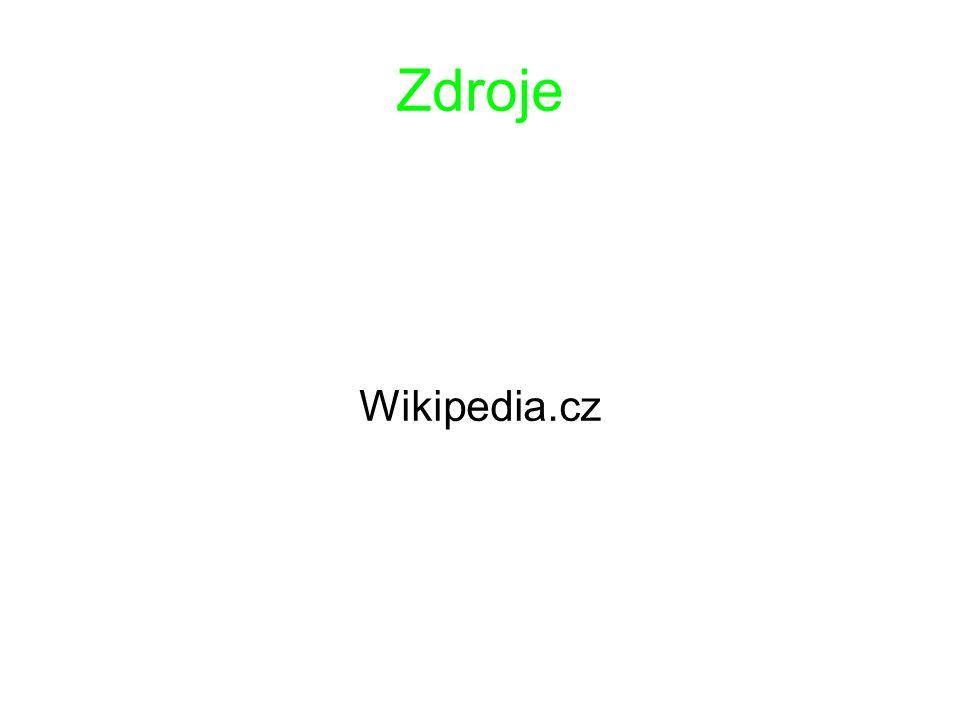 Zdroje Wikipedia.cz