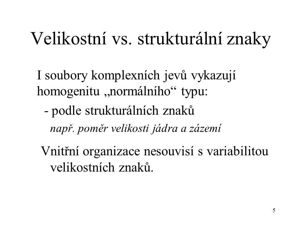 36 Mezoregiony Problém: dostupnost dat Přesto je stanovení mezoregionů v ČR poměrně jednoznačné.