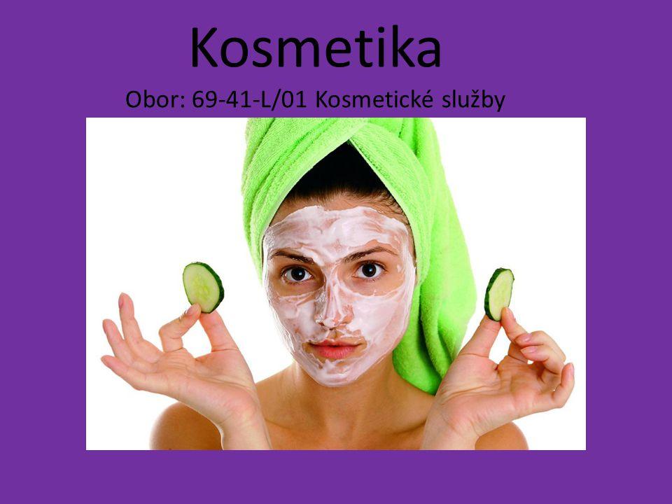 Kosmetika Obor: 69-41-L/01 Kosmetické služby