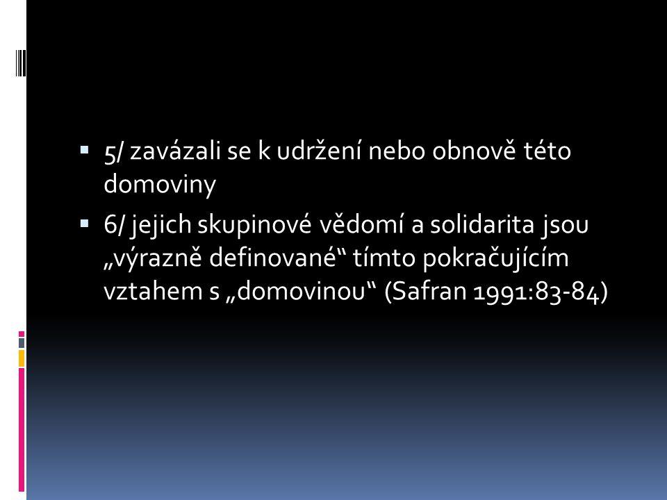 Vizuální ukázka  http://www.ceskatelevize.cz/porady/1095908 415-kosmopolis/210562210300016- kosmopolis-special/video/133084 http://www.ceskatelevize.cz/porady/1095908 415-kosmopolis/210562210300016- kosmopolis-special/video/133084