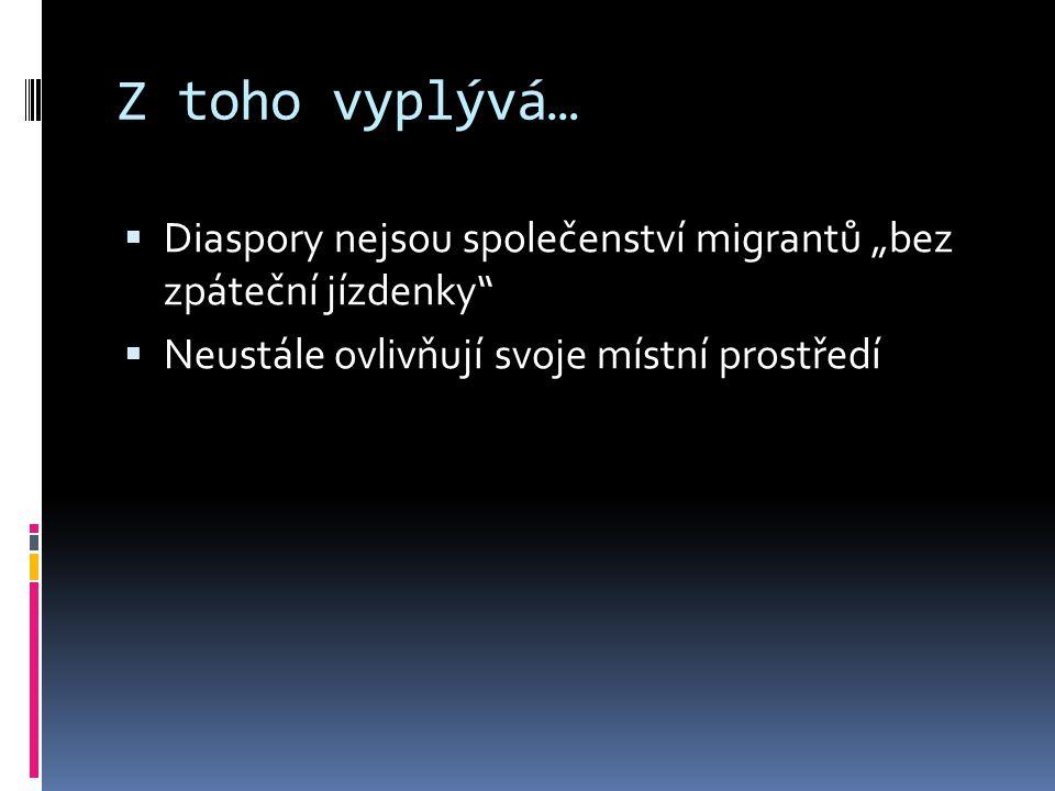 """Krajané v Banátu  zde diasporické vědomí – """"jsme Češi z Banátu – identifikace, objektivní rysy (jazyk, kultura, strava, náb."""