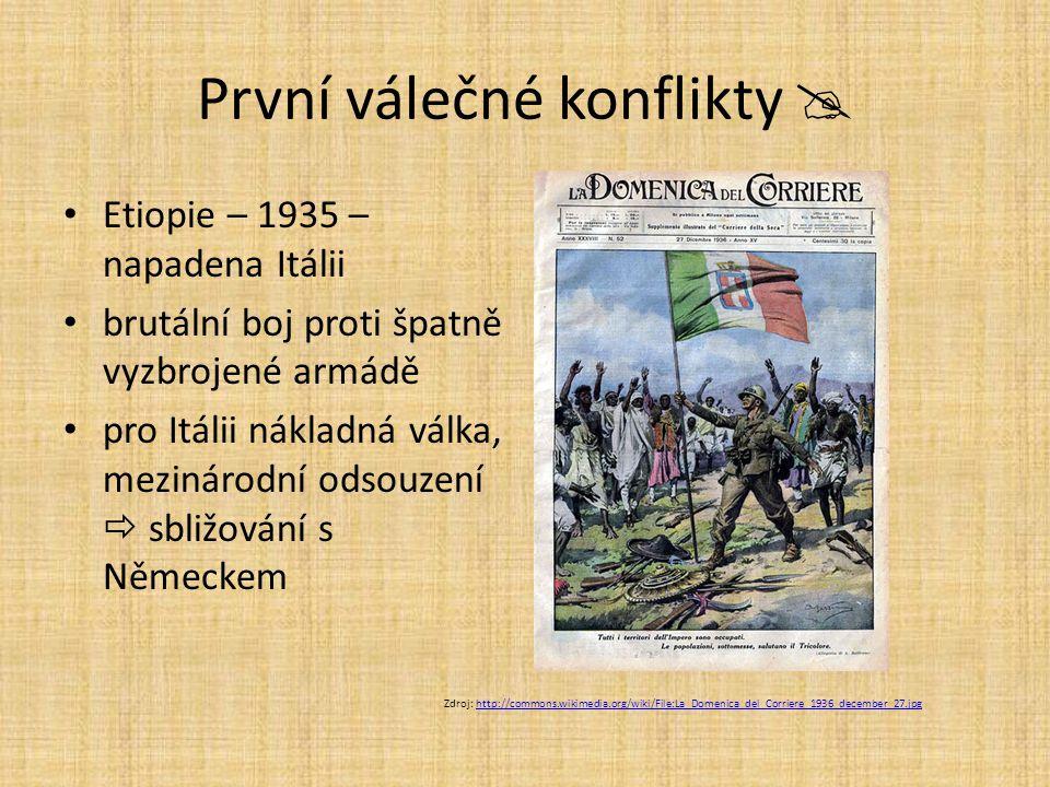 Občanská válka ve Španělsku první konflikt na území Evropy mezinárodní rozměr Vyhledej v učeb.