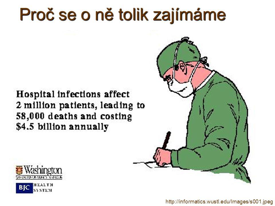 Kterékoli místo nemocničního pokoje může hrát roli v přenosu http://www.hospitalmanagement.net/contractors/cleaning/biocote/biocote2.html