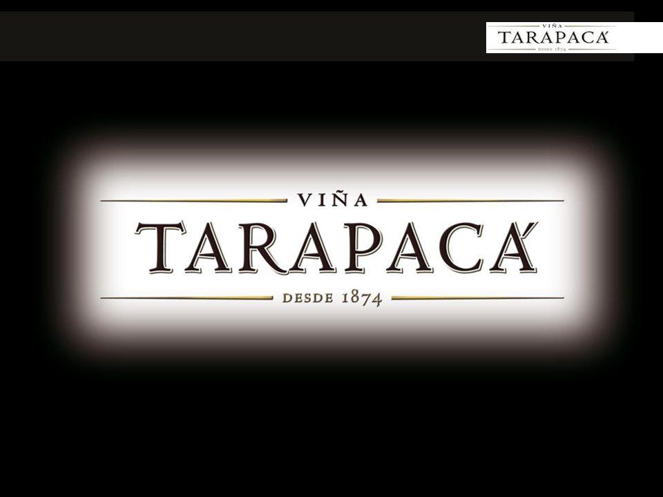 Základní fakta o vinařství TARAPACA Založeno v roce 1874, cílem bylo vždy vyrábět vína špičkové a konzistentní kvality.