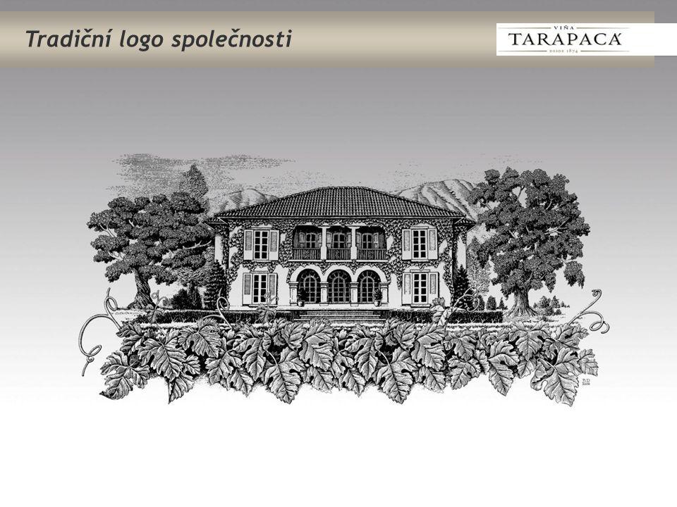 Tradiční logo společnosti