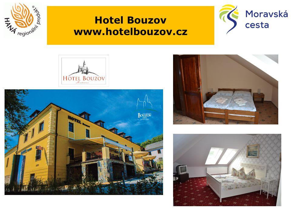 Hotel Bouzov www.hotelbouzov.cz