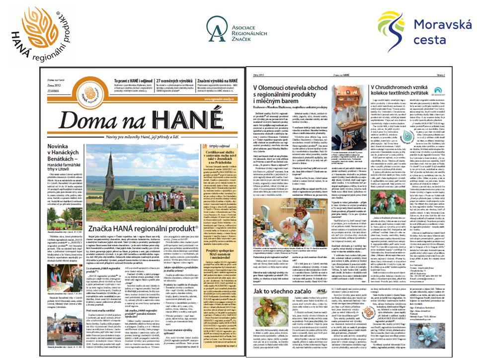 Noviny Doma na HANÉ