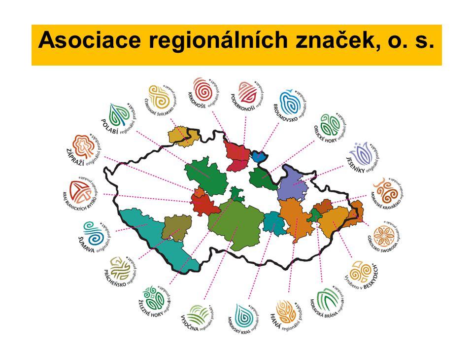 HANÁ regionální produkt - 64 certifikovaných výrobků - 1 certifikovanou službu