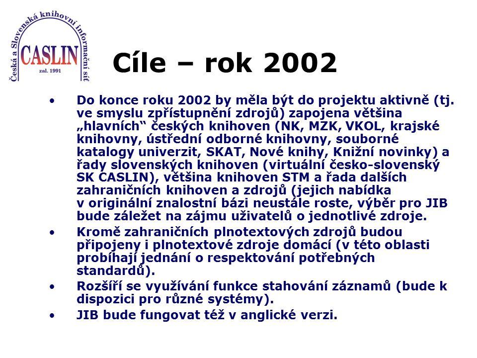 http://www.jib.cz e-mail: jib-support@cuni.cz další informace: http://jib-info.cuni.cz