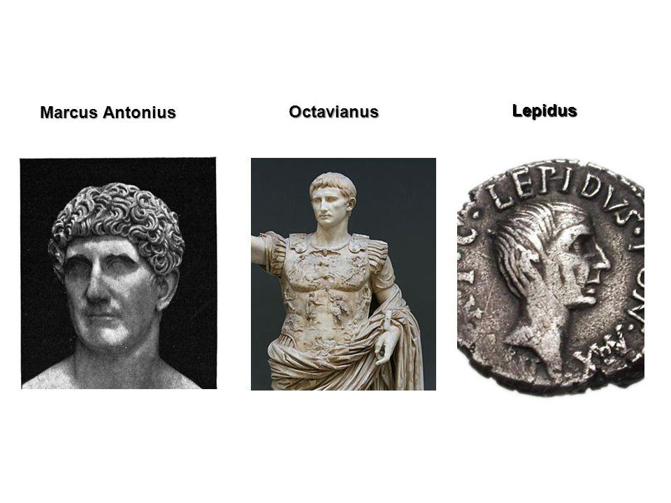 Octavianus Lepidus