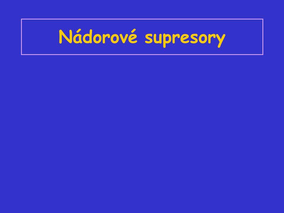 Nádorové supresory