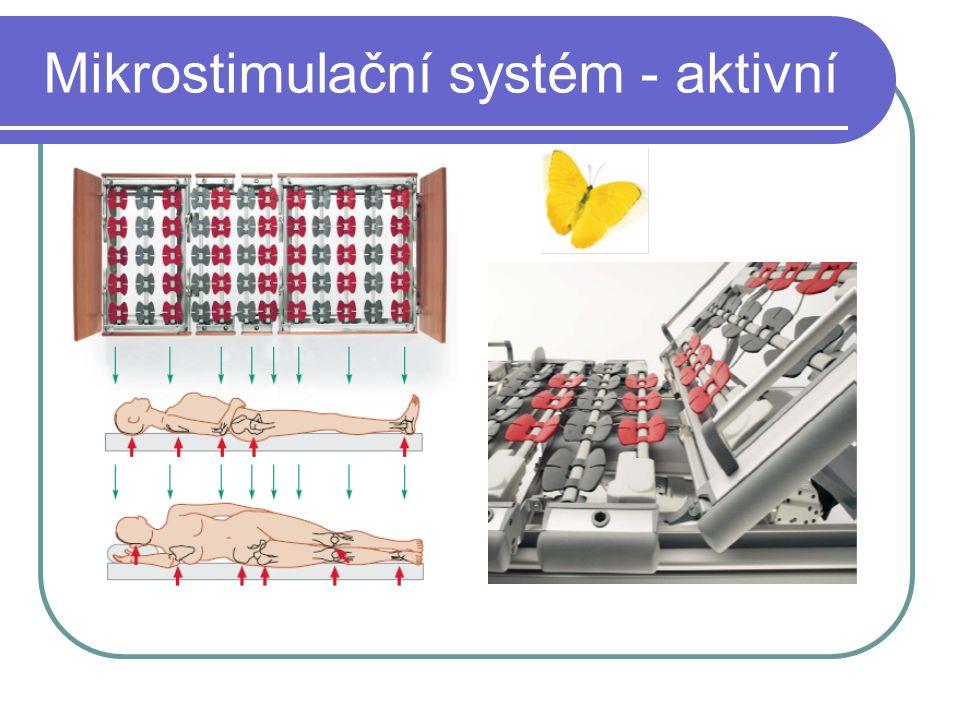 Mikrostimulační systém - aktivní