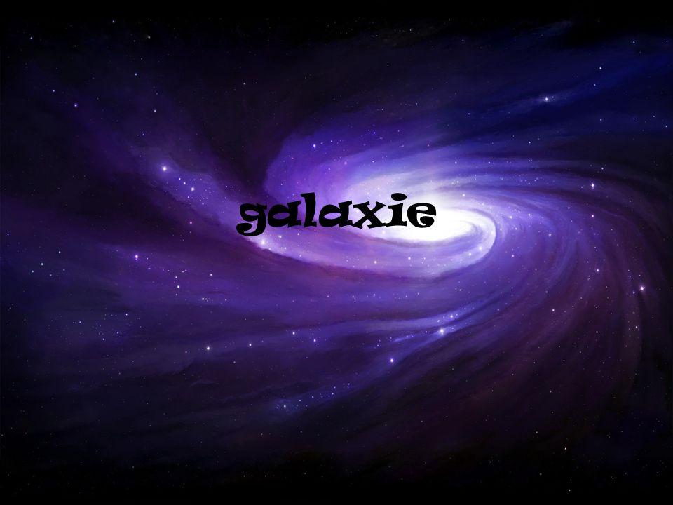 Galaxie je hvězdná soustava složená z hvězd, mlhoviny, hvězdokup, mezihvězdné hmoty a temné hmoty.
