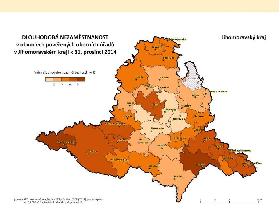  Výsledky Průzkumu zaměstnanosti v JMK k 31.12.