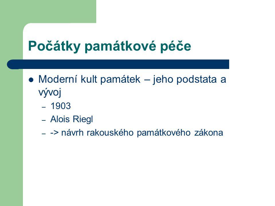 Nástroje ochrany historického kulturního dědictví v ČR Obecné nástroje Institucionálně-organizační nástroje Legislativní nástroje Ekonomické nástroje