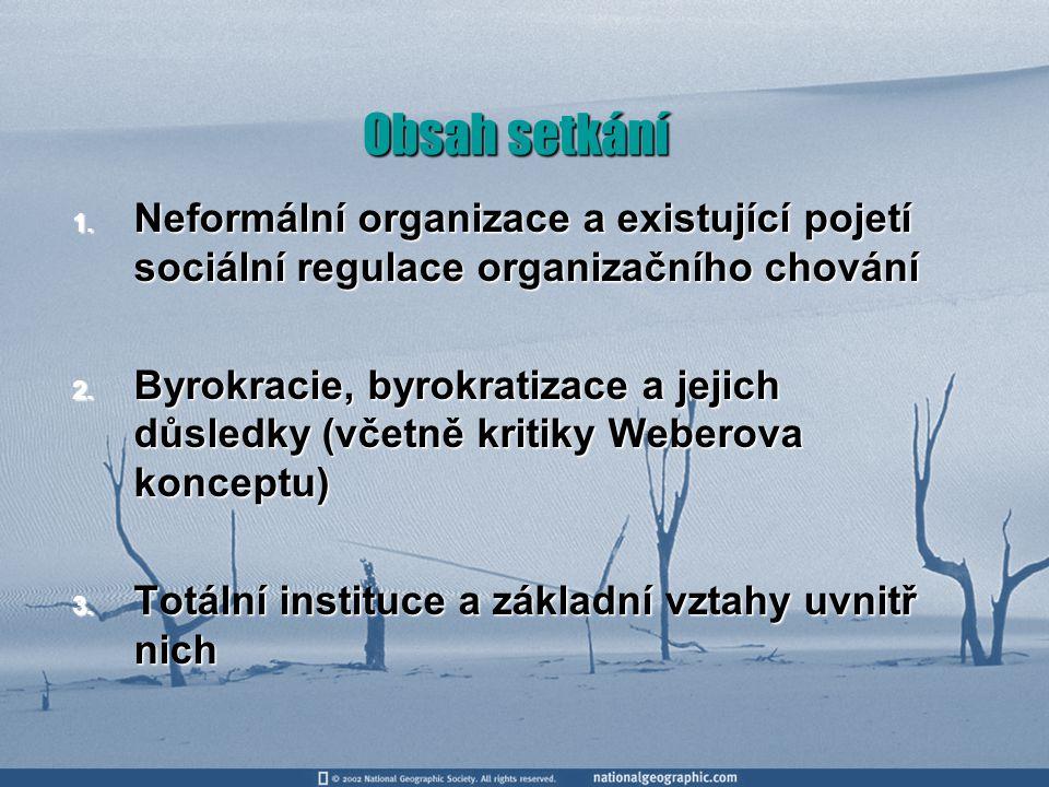 Základní pojmy k byrokracii Byrokratismus Byrokratismus Byrokratizace Byrokratizace Funkcionální (Weber) vs.