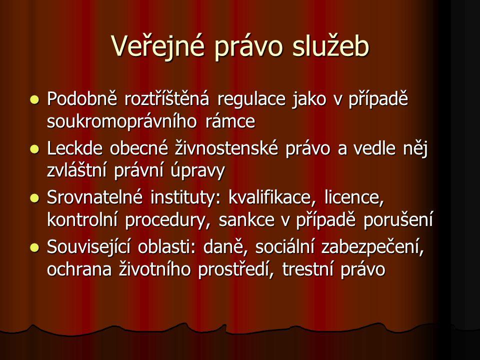 Kritické hodnocení zákonů Úplně pomíjí opatření směrnice na uvolnění usazení za účelem podnikání – české právo v této záležitosti je víceméně slučitelné.