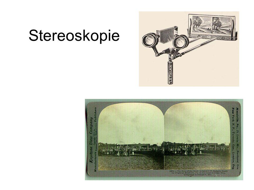 Stereoskopie