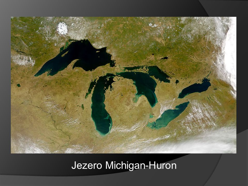 Jezero Michigan-Huron