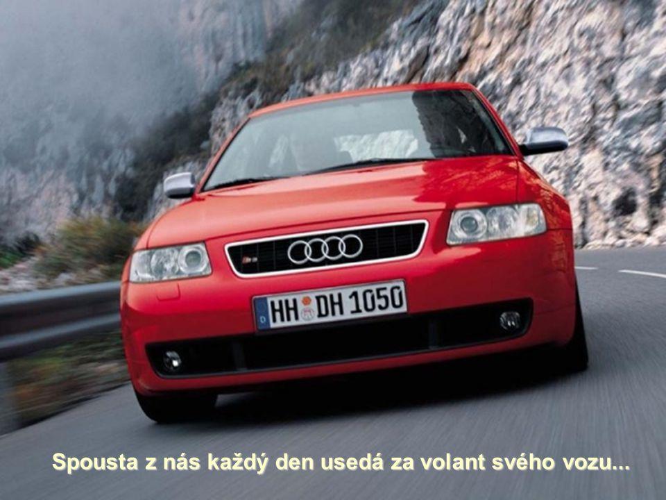 www.JIFORCARS.cz Naučte se poznat schopnosti a hranice svého vozu.