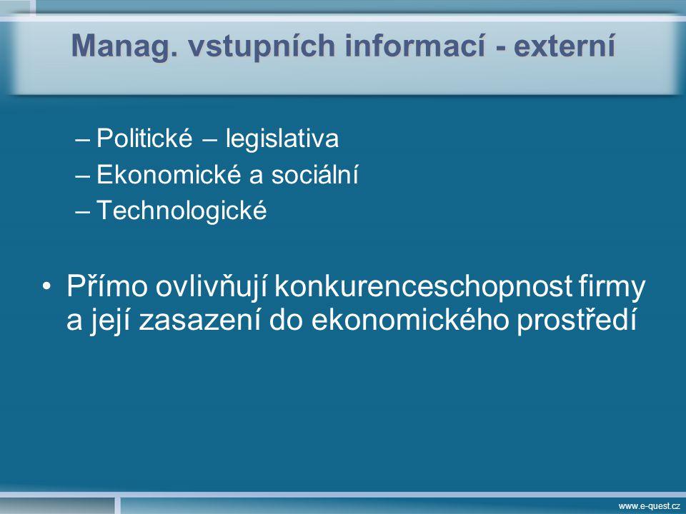www.e-quest.cz Manag.