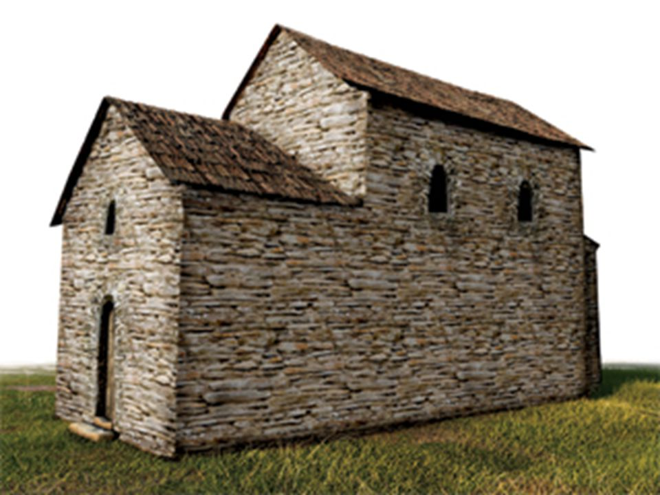 Opevněné moravské sídliště z 10.století.