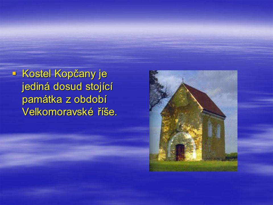 Sokolník- práce velkomoravských řemeslníků.