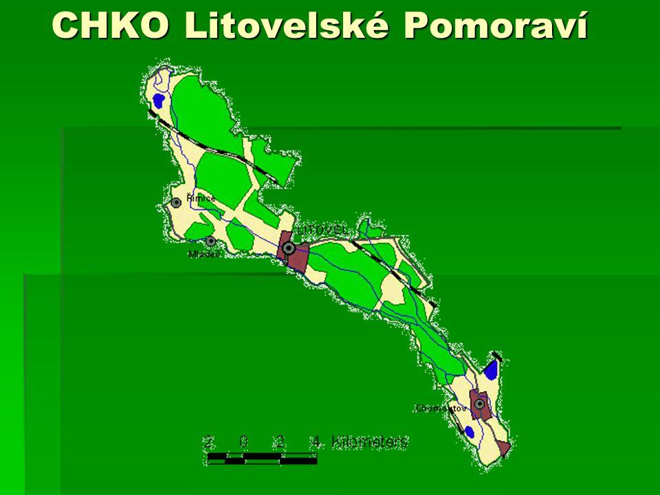 Základní údaje  CHKO LP vyhlášeno vyhláškou MŽP ČR č.