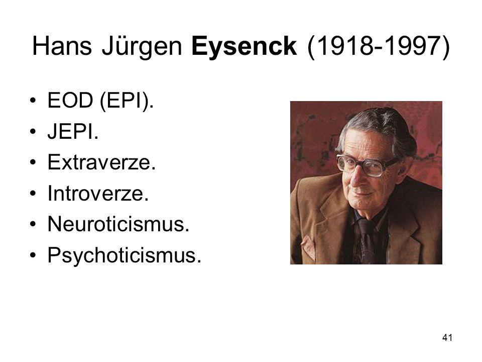 41 Hans Jürgen Eysenck (1918-1997) EOD (EPI).JEPI.