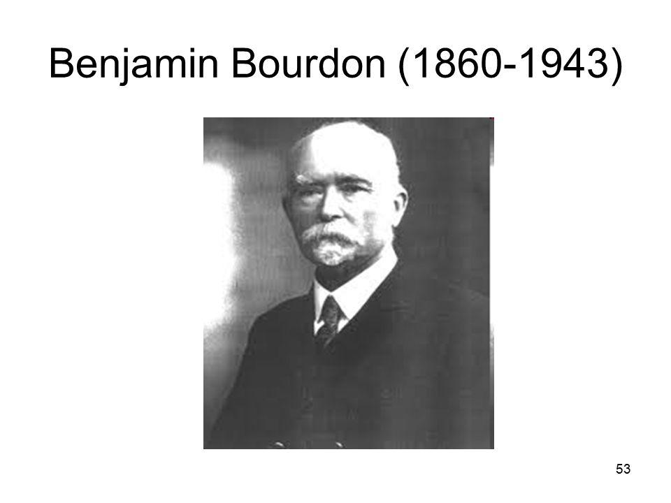 53 Benjamin Bourdon (1860-1943)