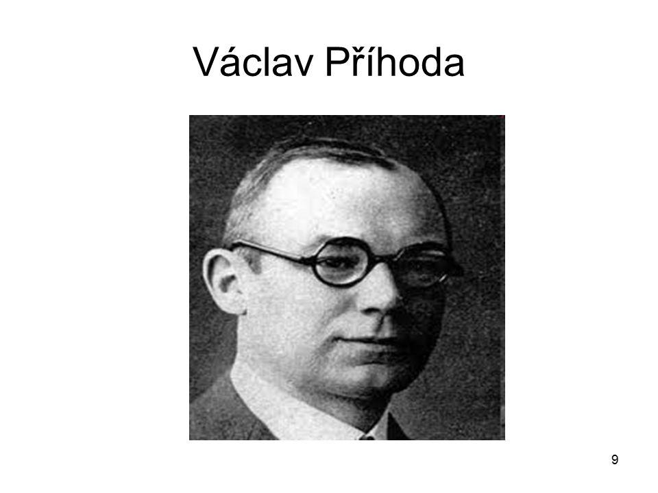9 Václav Příhoda