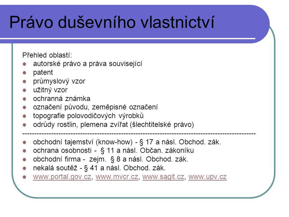 Nadzákonné principy a předpisy - čl.